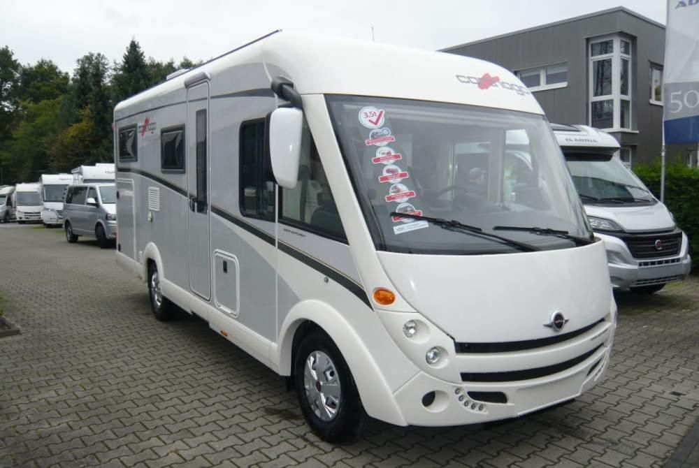 Wohnmobil mieten in Gütersloh von privat | Carthago Carthago c-compactline I 143 Modell 2018