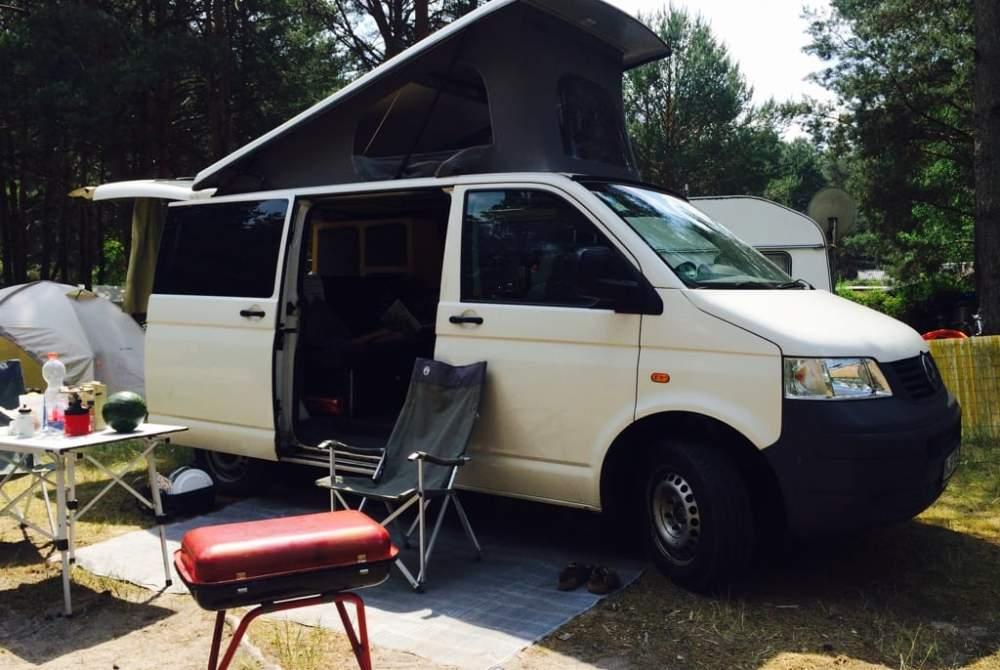 Wohnmobil mieten in Berlin von privat | VW Mine-Luisa