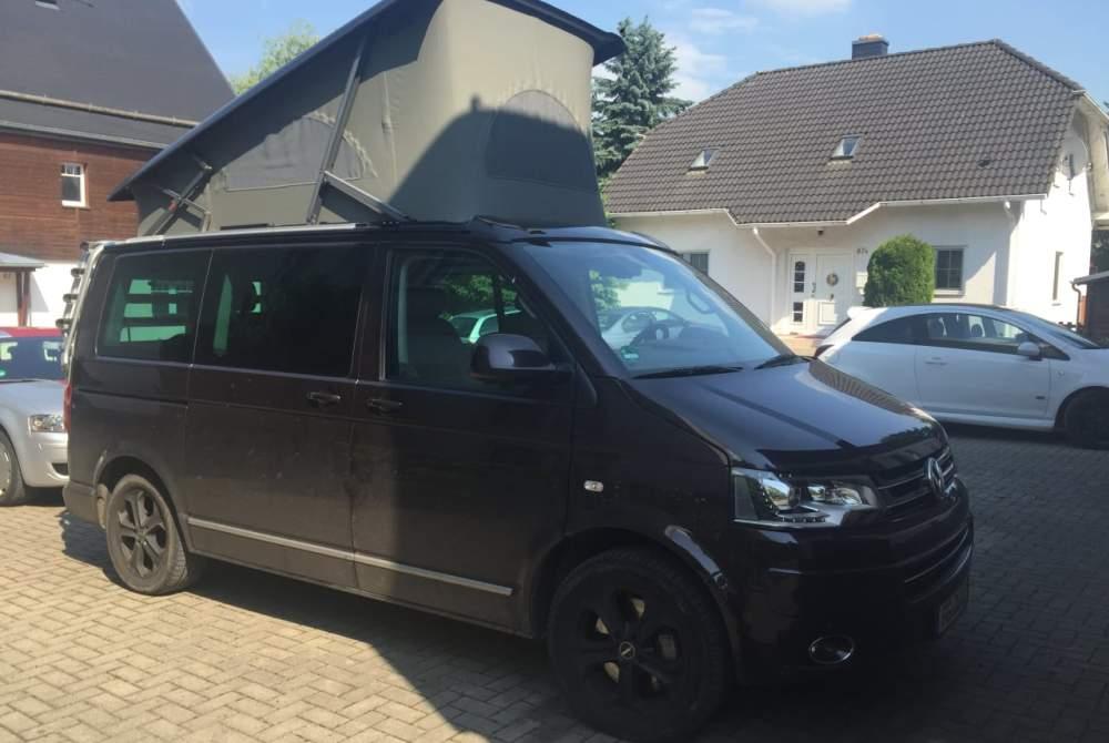 Wohnmobil mieten in Niederwiesa von privat   Volkswagen Hotel California