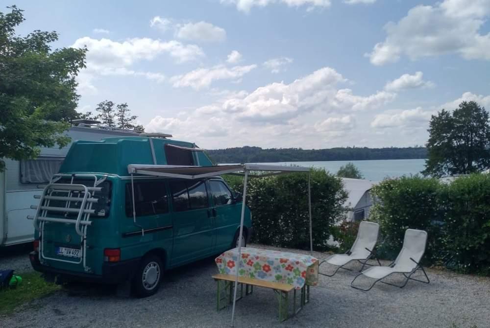 Wohnmobil mieten in Landsberg am Lech von privat | Volkswagen VW Camper Bulli