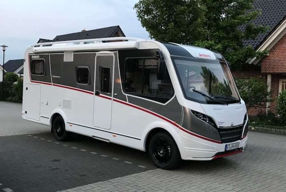 Wohnmobil mieten in Verl von privat | Dethleffs  Globebus I6 Klima, TV, Autark