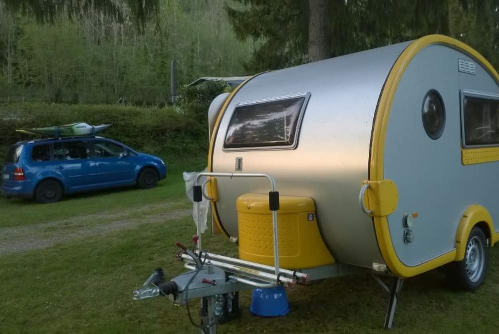 Wohnmobil mieten in Bietigheim-Bissingen von privat   Tabbert Knutschkugel