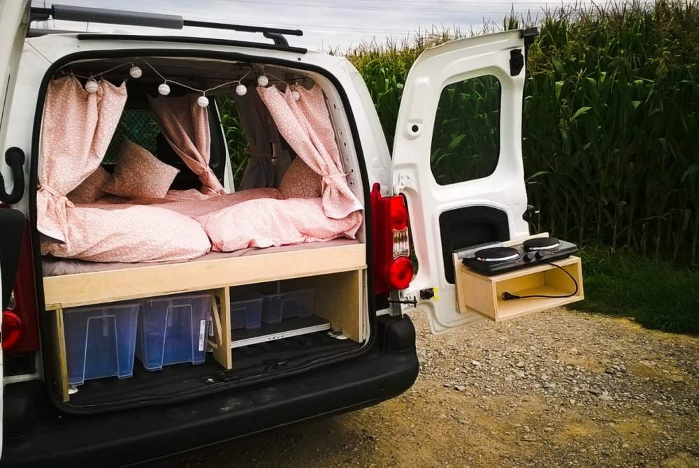 Wohnmobil mieten in Besigheim von privat   Peugeot Panther - Endless Summer Mobil