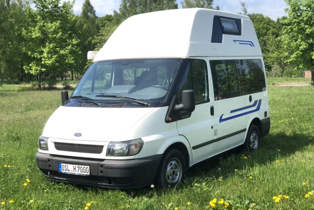 Wohnmobil mieten in Vetschau/Spreewald von privat | Ford Ford Nugget