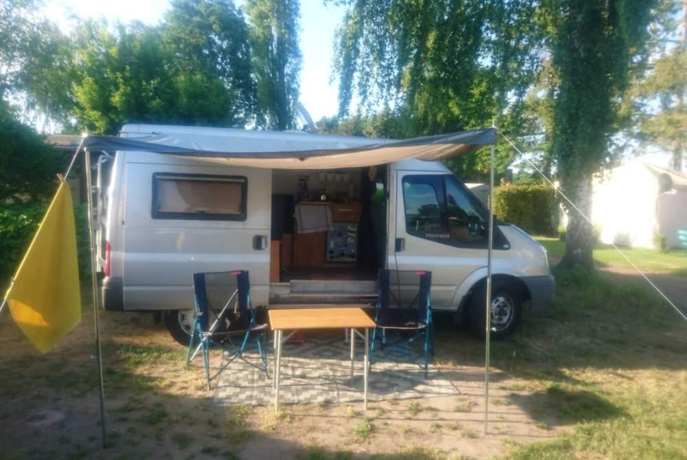Wohnmobil mieten in Hannover von privat | Ford Transit  Klufti