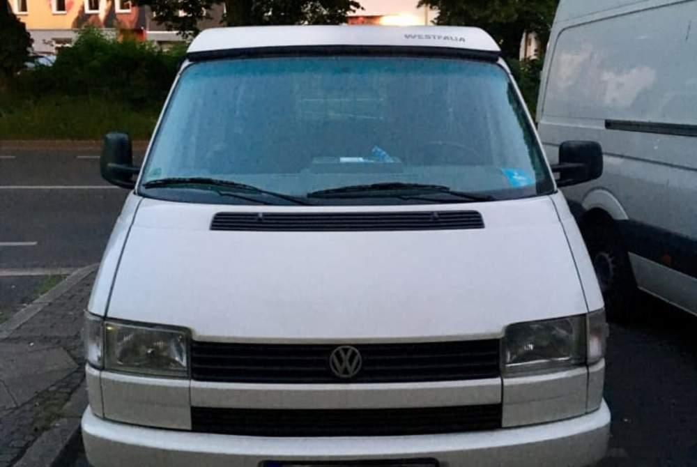 Wohnmobil mieten in Dortmund von privat | Volkswagen  Harri