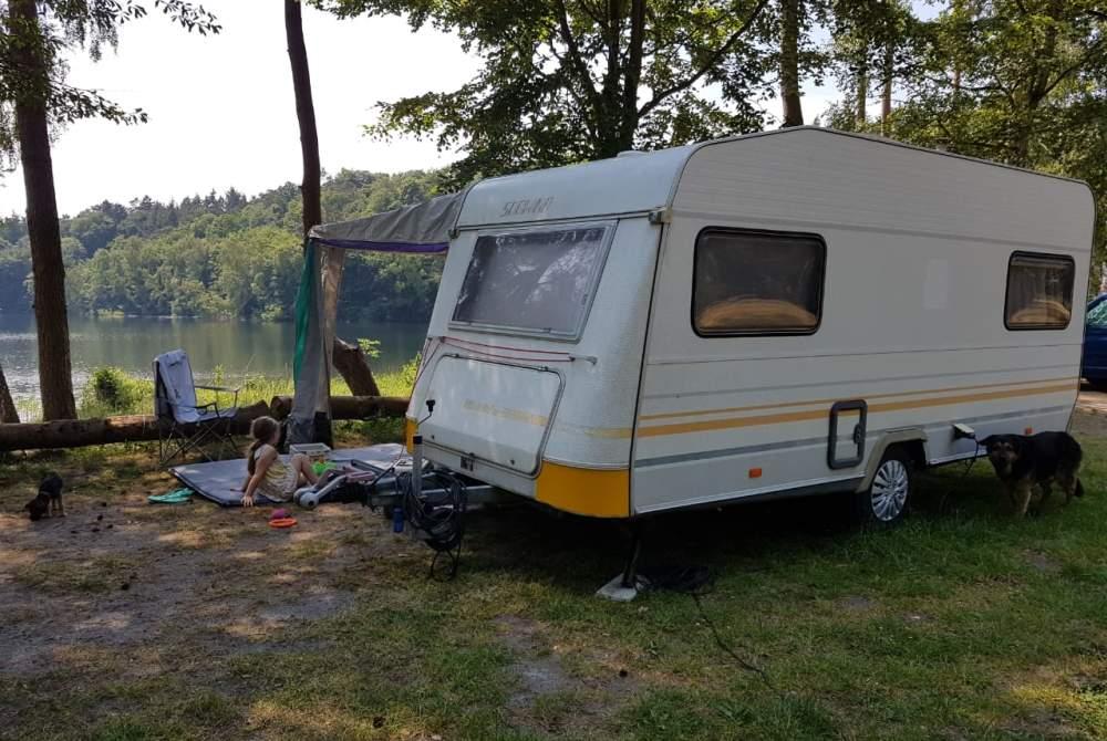 Wohnmobil mieten in Buchholz in der Nordheide von privat | Knaus Anna