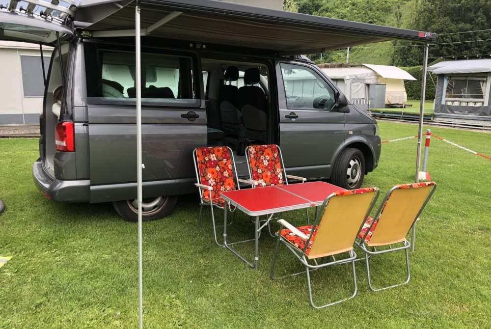 Wohnmobil mieten in Klagenfurt am Wörthersee von privat | VW T5 California Beach T5 California Beach