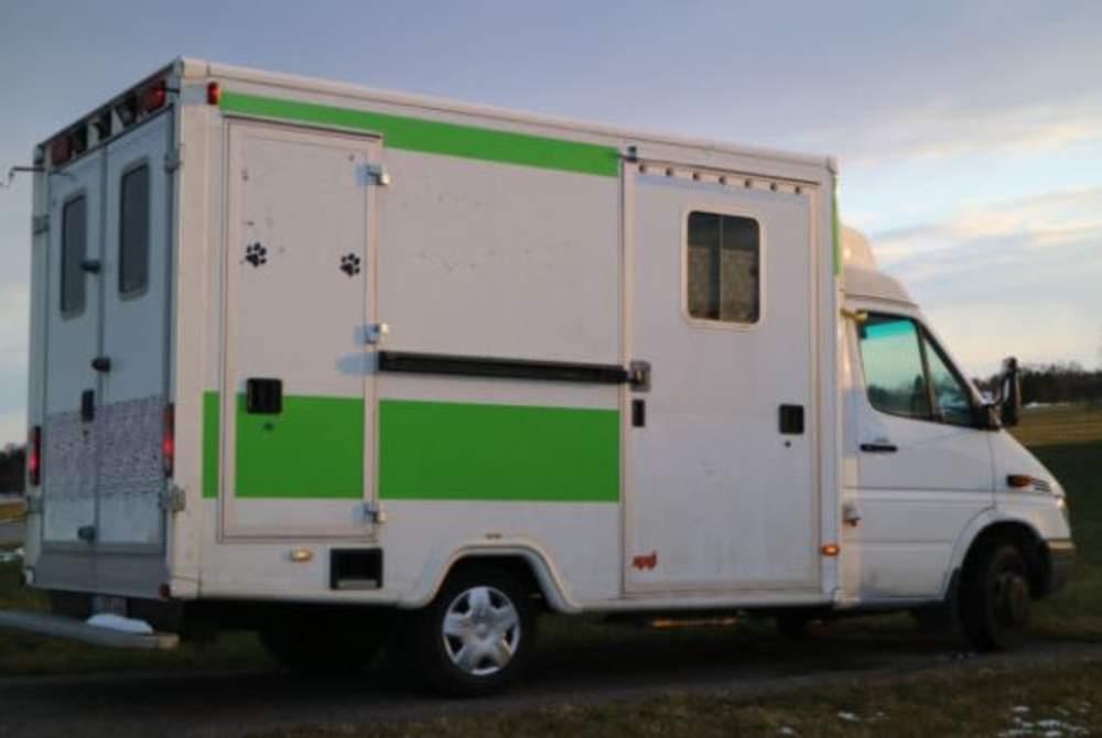 Wohnmobil mieten in Eresing von privat | Mercedes Dicke Erna