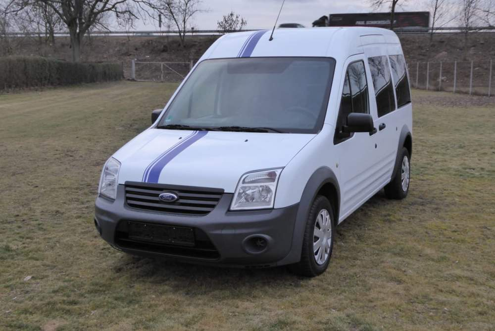 Wohnmobil mieten in Mannheim von privat | Ford Tourneo  Tourneo Camper