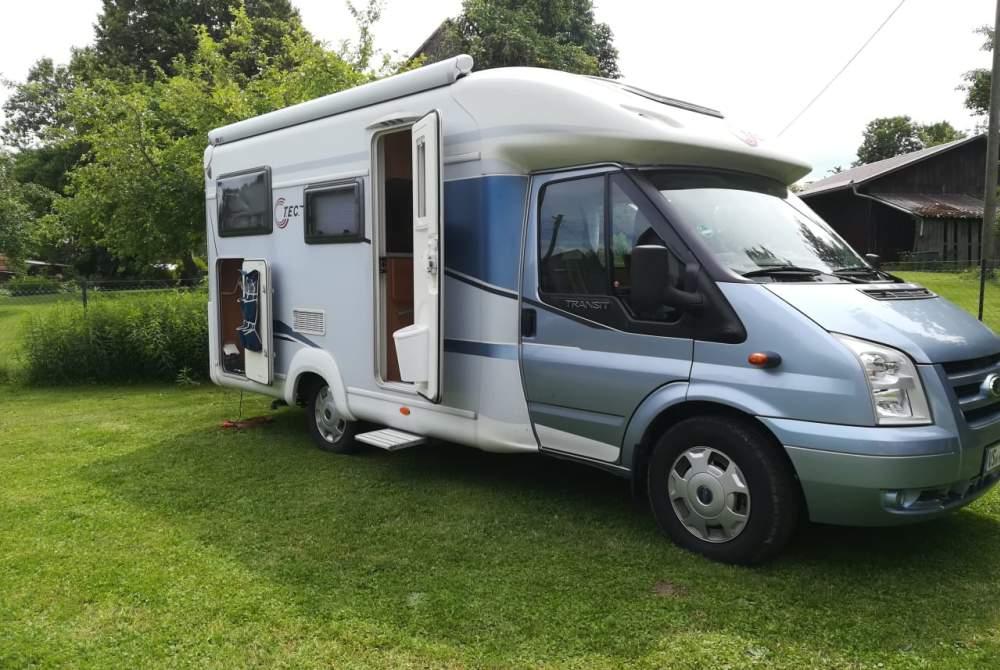 Wohnmobil mieten in Bodnegg von privat | Ford Teci