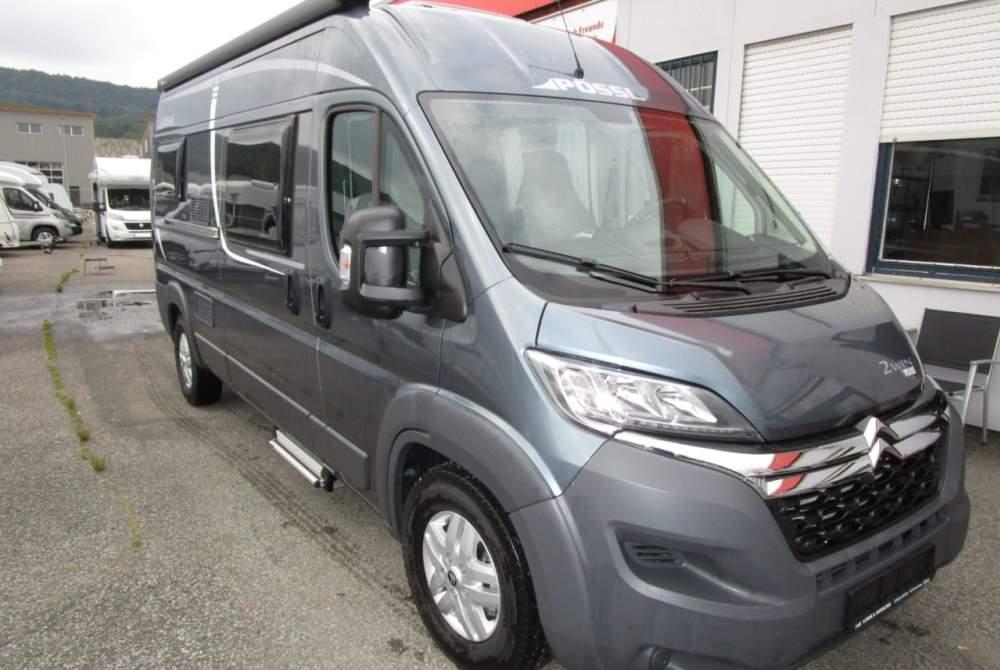 Wohnmobil mieten in Wiernsheim von privat | Pössl  Pössl 2 Win Plus Elegance