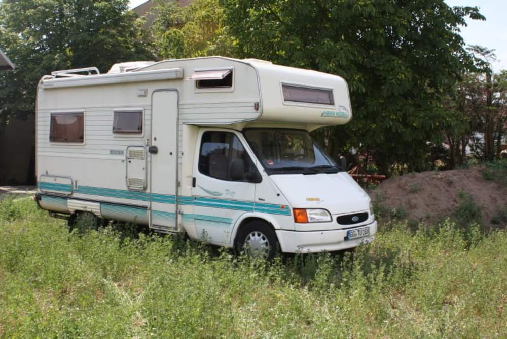 Wohnmobil mieten in Trebur von privat   Ford Transit Turbo