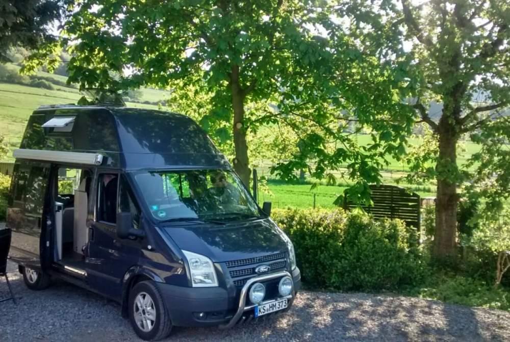 Wohnmobil mieten in Kassel von privat | Ford Nuggi