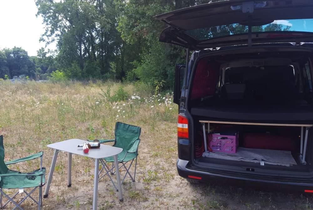 Wohnmobil mieten in Berlin von privat | Volkswagen Ulle