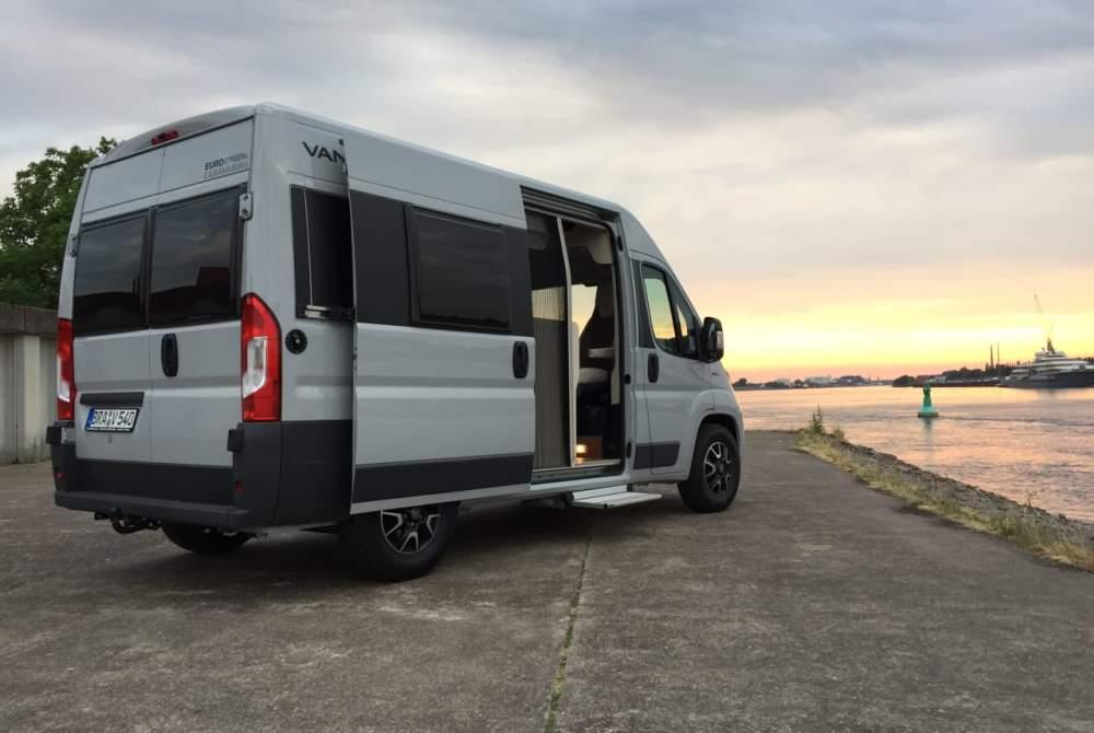 Wohnmobil mieten in Lemwerder von privat | Fiat Ducato Van-y