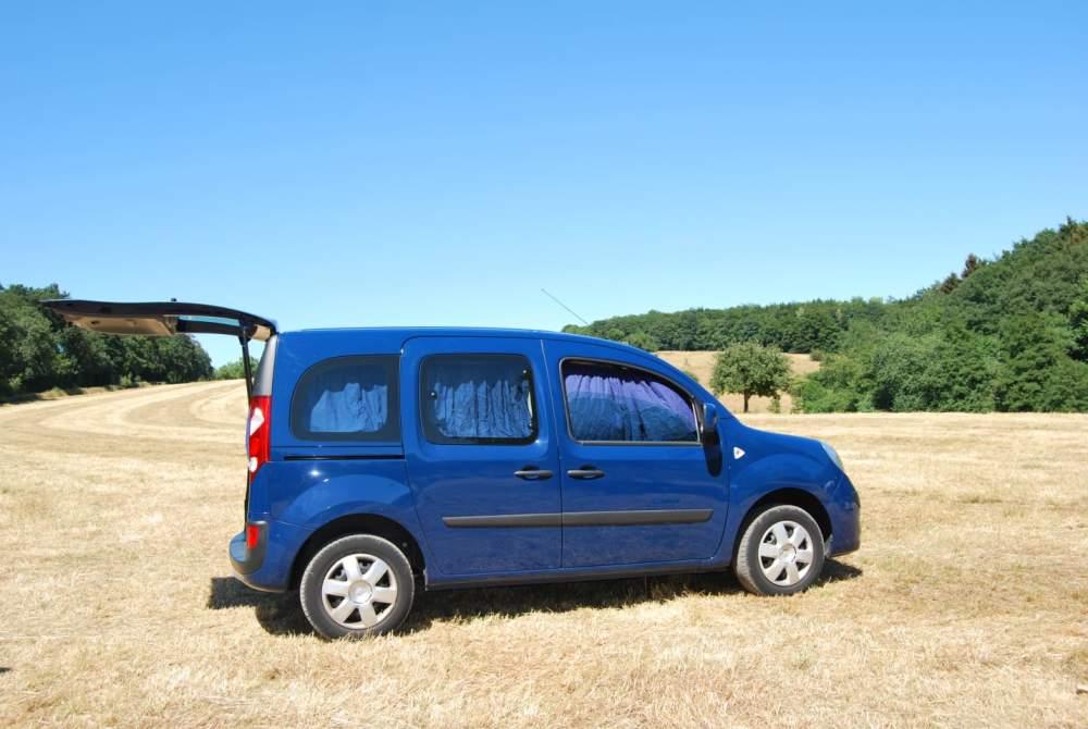 Wohnmobil mieten in Haan von privat | Renault Kangoo