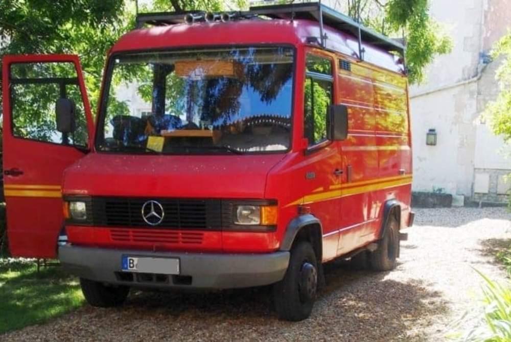 Mercedes Camper mieten von privat in Berlin