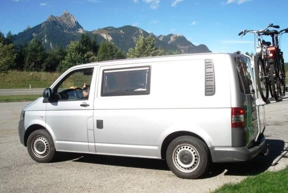 VW T5 Camper auszeit-camper, von privat mieten in Barleben