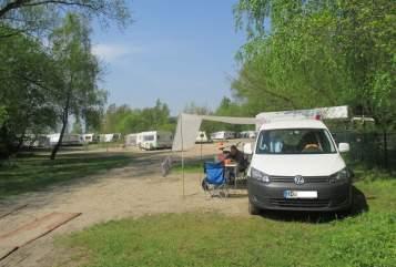 Wohnmobil mieten in Schriesheim von privat | volkswagen Caddy