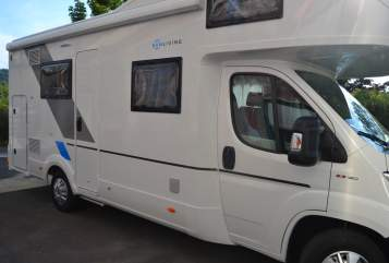 Wohnmobil mieten in Jena von privat | Fiat Hulk