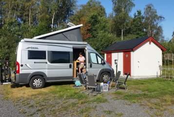 Wohnmobil mieten in Ostfildern von privat | Pössl Pössl für 4