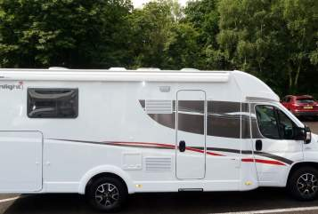 Wohnmobil mieten in Stockstadt am Main von privat | Sunlight Don Cato