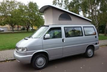 Wohnmobil mieten in Halle (Saale) von privat | Volkswagen Little John