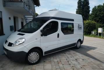 Wohnmobil mieten in Prien a. Chiemsee von privat | Renault Mounty