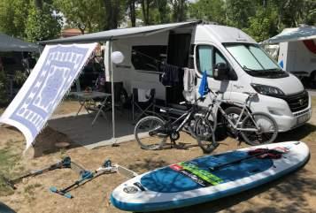 Wohnmobil mieten in Kassel von privat   Sunlight  Sunny