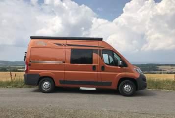 Wohnmobil mieten in Filderstadt von privat | Roadcar kleiner Wommel