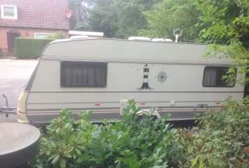 Wohnmobil mieten in Kiel von privat | LMC CARAVAN Tante Karla
