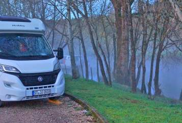 Wohnmobil mieten in Greven von privat | Hobby Hobby