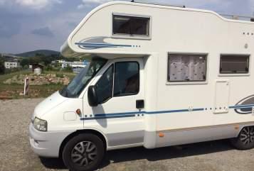 Wohnmobil mieten in Schwarza von privat | Adriatik Elmi
