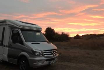 Wohnmobil mieten in Augsburg von privat | Hymer Serenity Van