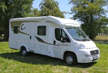 Wohnmobil mieten in Gräfelfing von privat | Fiat Ducato Lifestyle