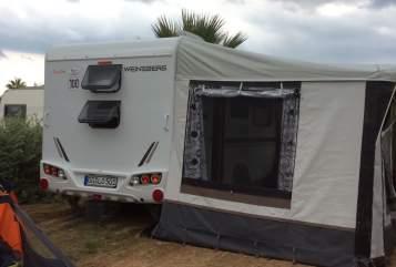 Wohnmobil mieten in Ginsheim-Gustavsburg von privat | Weinsberg  Bommel