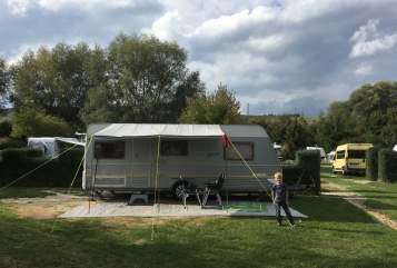 Wohnmobil mieten in Ahrensburg von privat | Dethleffs Villa Bambini