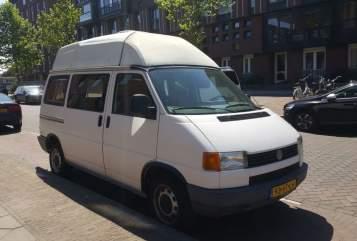 Wohnmobil mieten in Utrecht von privat   Volkswagen VW T4 Caravelle