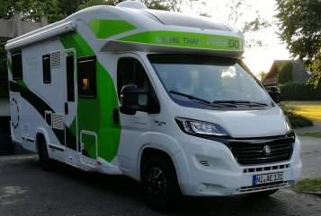 Wohnmobil mieten in Marklohe von privat | Chausson Zweites Heim