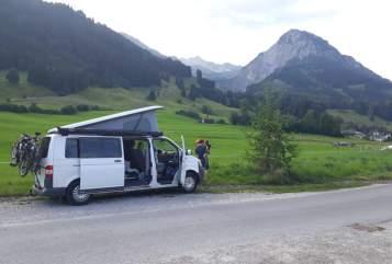 Wohnmobil mieten in Spenge von privat | Volkswagen Lightning