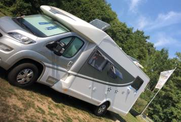 Wohnmobil mieten in Verwaltungsgemeinschaft Hohe Börde von privat | Miller  Tudor