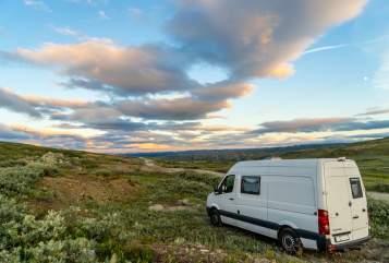 Wohnmobil mieten in Dresden von privat | Volkswagen Lotta on Tour