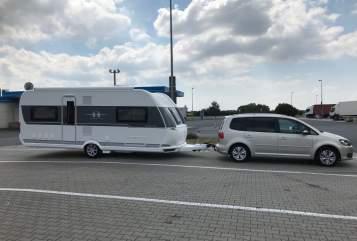 Wohnmobil mieten in Leipzig von privat | Hobby Excellent GlamperKing LE