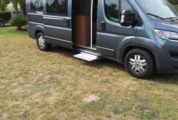 Wohnmobil mieten in Lübbecke von privat | Globecar Max