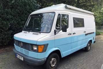 Wohnmobil mieten in Schneverdingen von privat   Mercedes Magic Bus