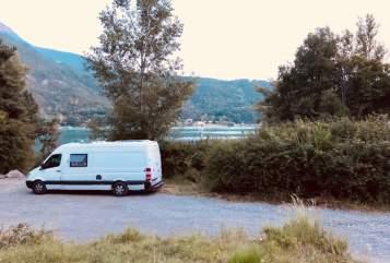 Wohnmobil mieten in Neustadt am Rübenberge von privat | Mercedes Benz Der Hobel