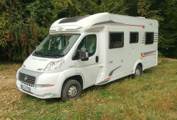 Wohnmobil mieten in Bad Wimpfen von privat | Carado Carado Mobil