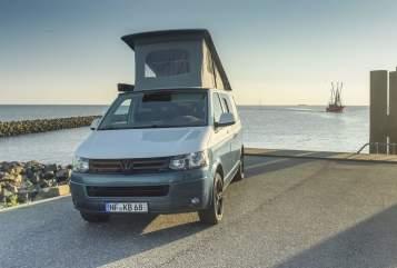 Wohnmobil mieten in Karlum von privat | Volkswagen Küstenbulli 5