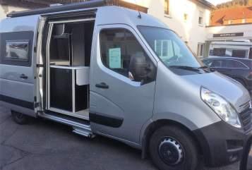 Wohnmobil mieten in Bad Brückenau von privat | Opel Primo